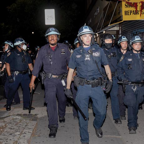 how police unions fight reform
